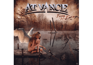 At Vance - Facing Your Enemy  - (CD)