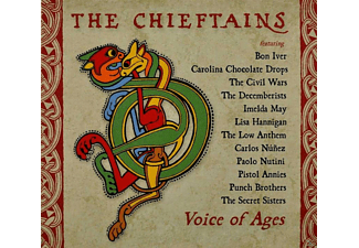 The Chieftains - Voice Of Ages - (CD)
