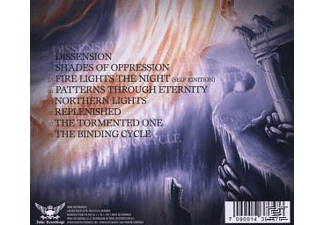 The Fallen Divine - The Binding Cycle  - (CD)