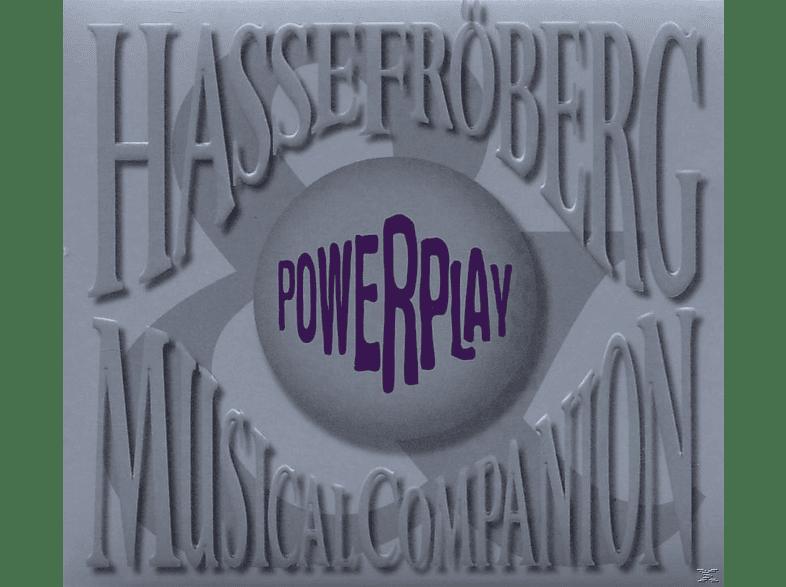 Hasse Fröberg - Powerplay [CD]