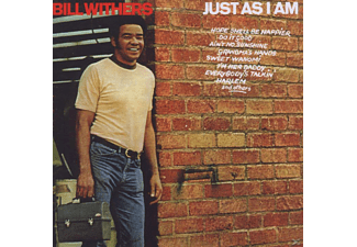Bill Withers - Just As I Am (Remastered) - (CD)