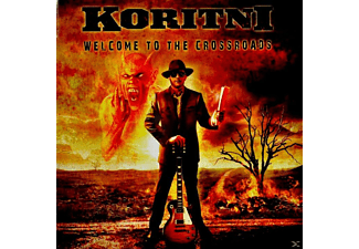 Koritni - Welcome To The Crossroads - (CD)