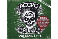 VARIOUS - Aggropunk Vol.1+2 [CD]