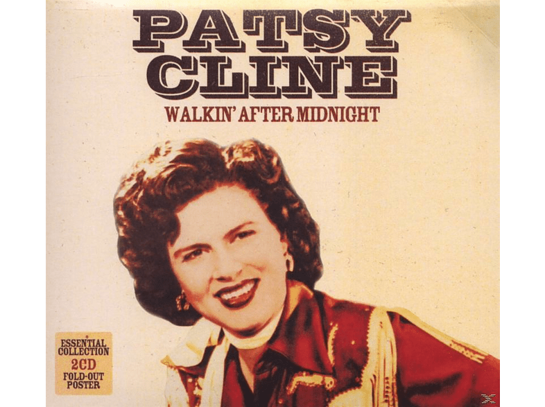 Patsy Cline - Walkin' After Midnight-Essential Collection [CD]