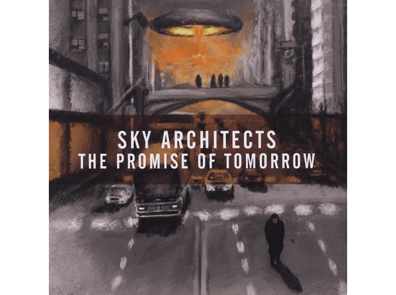 Sky Architects - The Promise Of Tomorrow [CD]