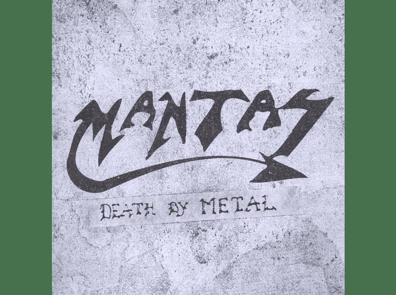 Mantas - Death By Metal [CD]
