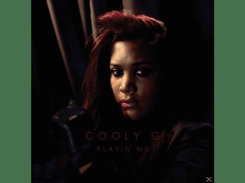 Cooly G - Playin' Me [CD]