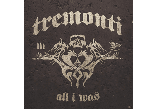 Tremonti - All I Was  - (CD)