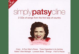 Patsy Cline - Simply Patsy Cline  - (CD)
