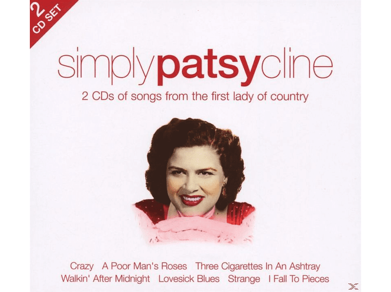 Patsy Cline - Simply Patsy Cline [CD]