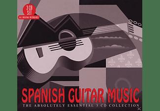 Ramon Montoya - Spanish Guitar Music  - (CD)