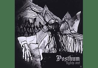 Posthum - Lights Out  - (CD)