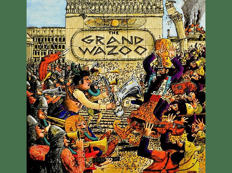 Frank Zappa - The Grand Wazoo [CD]
