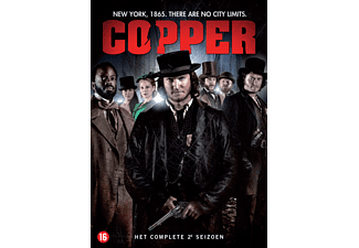 Copper - Seizoen 2 | DVD