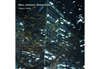 Eliane Elias, Marc Johnson - Swept Away - (CD)