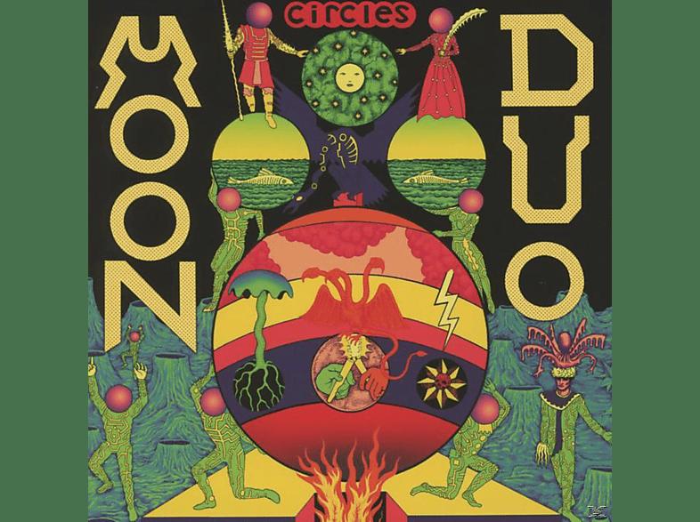 Moon Duo - Circles [CD]