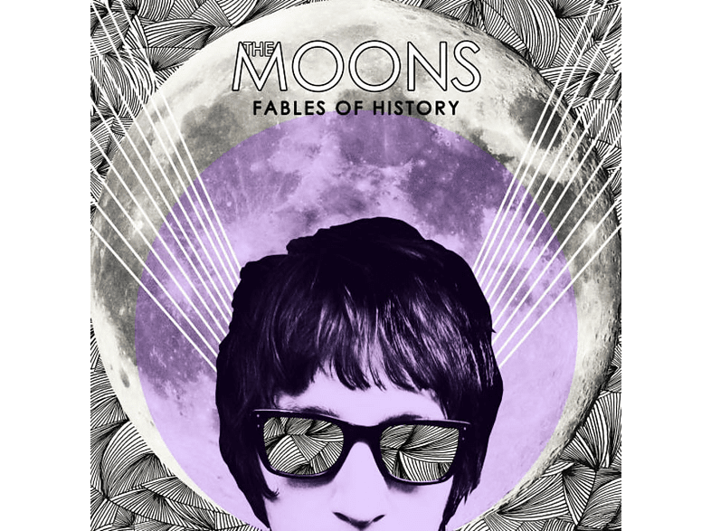 Moons - Fables Of History [CD]