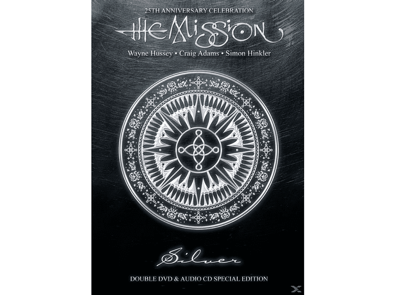 The Mission - Silver [CD + DVD Video]