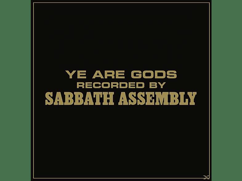 Sabbath Assembly - Ye Are Gods [CD]