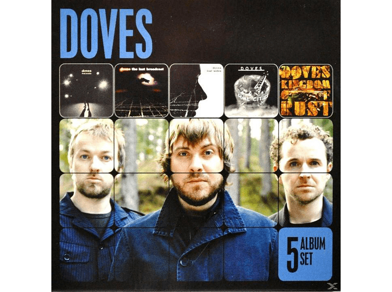 Doves - 5 Album Set [CD]