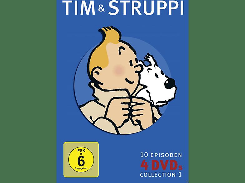 Tim und Struppi - DVD Collection I [DVD]