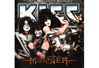 Kiss - MONSTER - (CD)