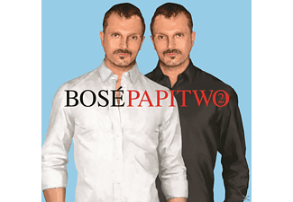 Miguel Bose - Papitwo  - (CD)
