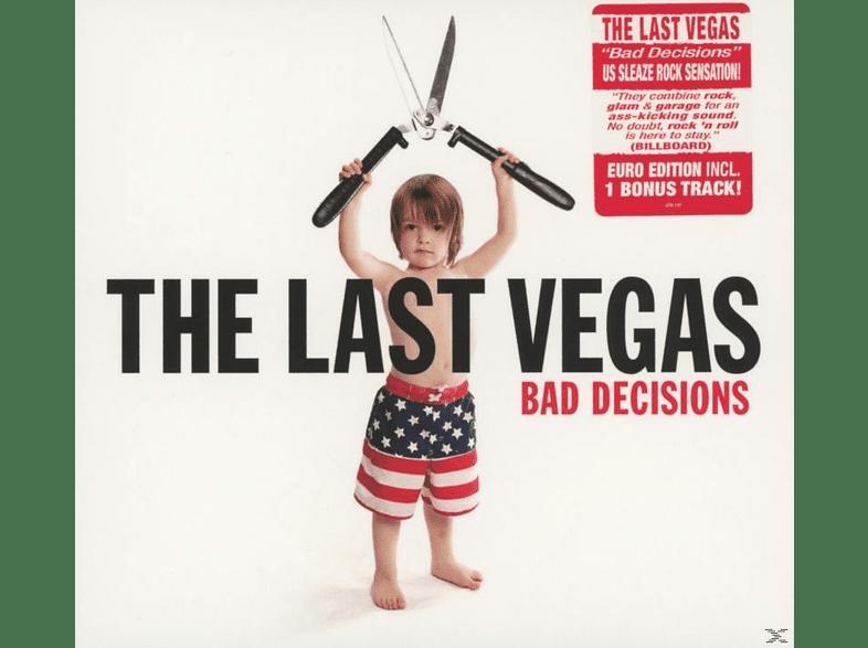 The Last Vegas - Bad Decisions [CD]