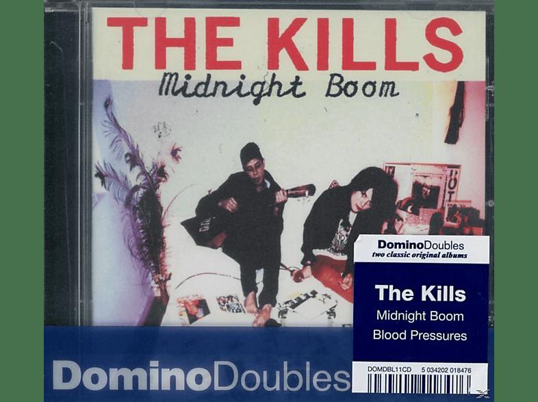 The Kills - Midnight Boom / Blood Pressures [CD]