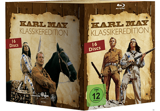 KARL MAY-KLASSIKEREDITION Blu-ray