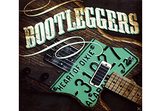 Bootlegers - Heart Of Dixie  - (CD)