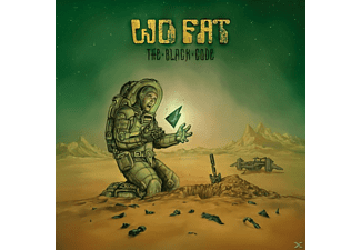 Wo Fat - The Black Code  - (CD)