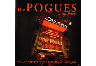 The Pogues - The Pogues In Paris - 30th Anniversary Concert - (CD)