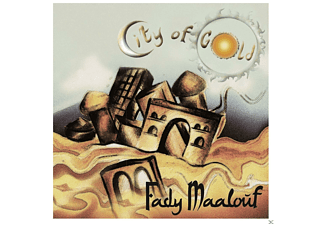 Fady Maalouf - City Of Gold  - (CD)