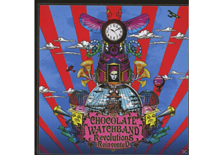 The Chocolate Watchband - Revolutions Reinvented  - (CD)