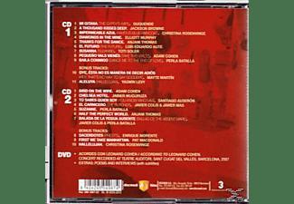VARIOUS - Acordes Con Leonard Cohen  - (CD + DVD Video)