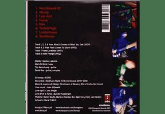 Kong - Live At FZW  - (CD)