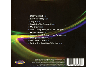 Richard Thompson - Electric  - (CD)
