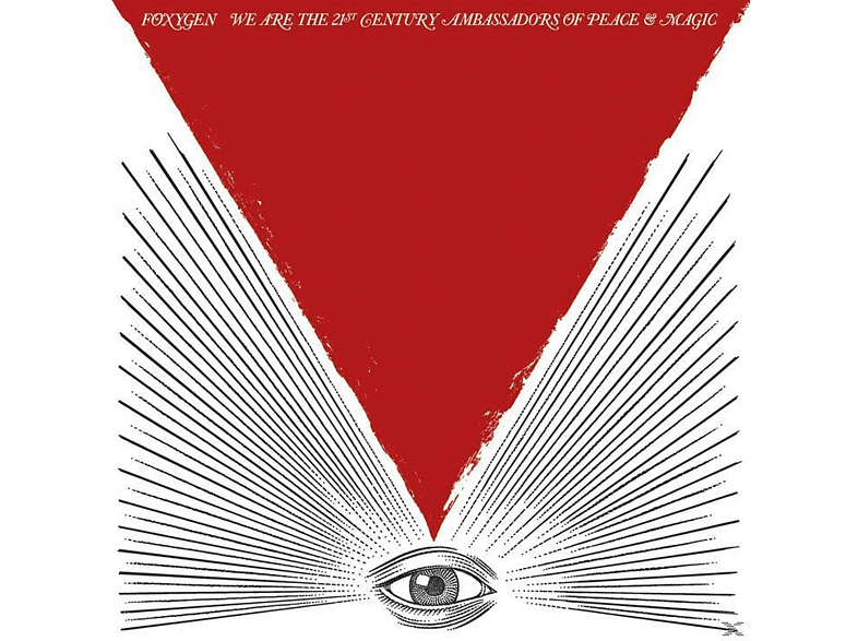 Foxygen - We Are The 21st Century Ambassadors Of Peace & Magic [CD]