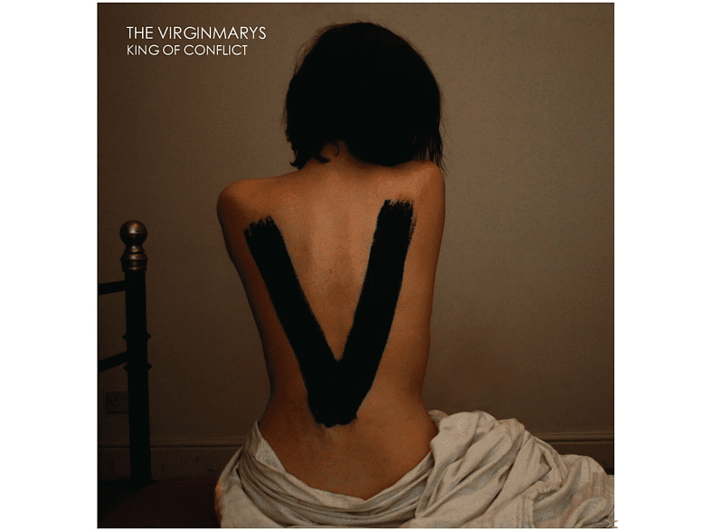 The Virginmarys - King Of Conflict [CD]