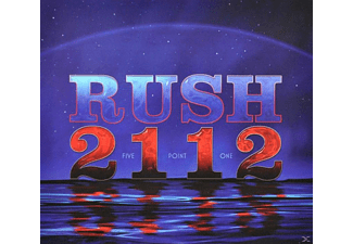 Rush - 2112 (Deluxe Edition) - (CD + DVD Video)