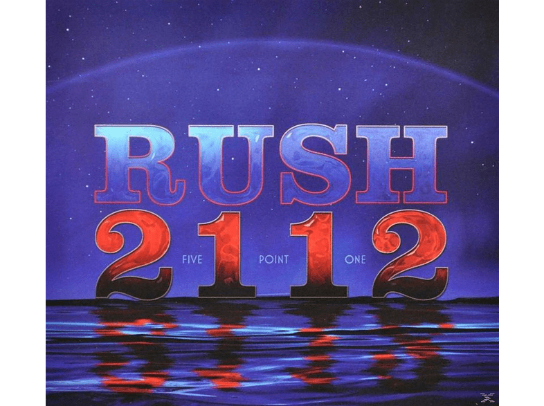 Rush - 2112 (Deluxe Edition) [CD + DVD Video]