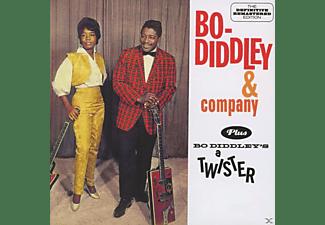 Bo Diddley - Bo Diddley & Company + Bo Diddley's A Twister  - (CD)