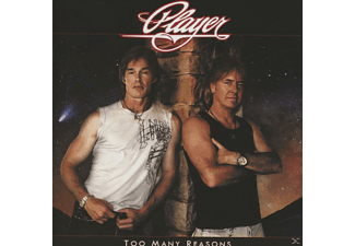 Player - Too Many Reasons  - (CD)
