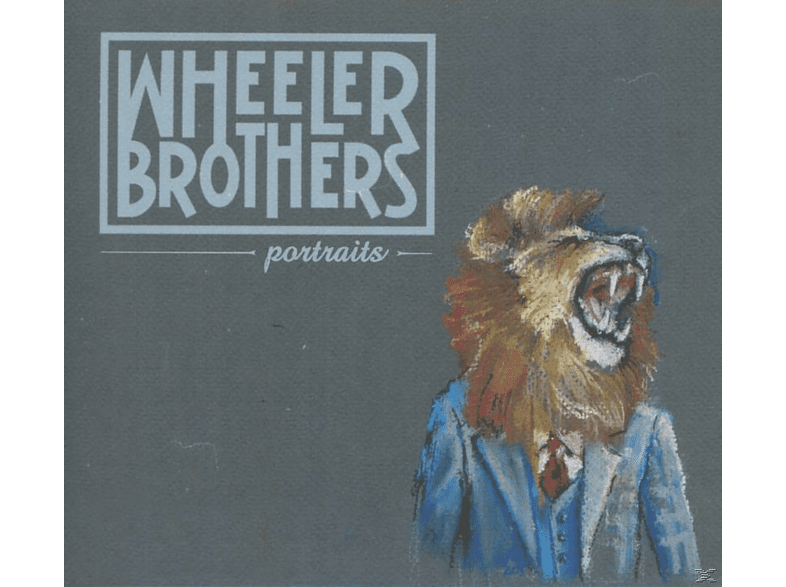 Wheeler Brothers - Portraits [CD]