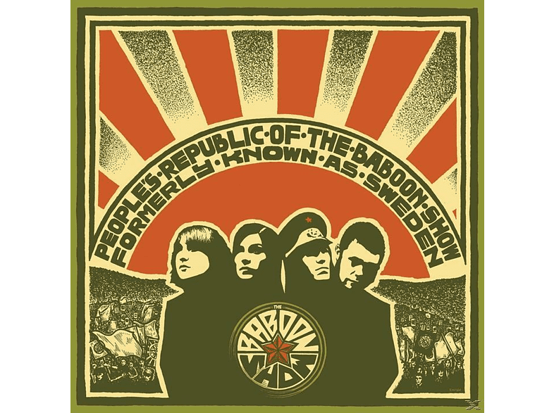 The Baboon Show - People's Republic Of The Baboon Show Formerly Known As Sweden [CD]