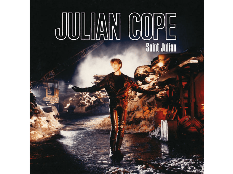 Julian Cope - Saint Julian [CD]