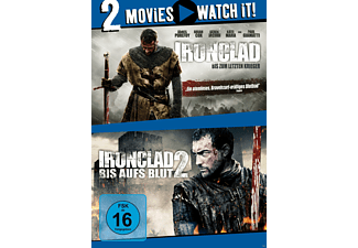 IRONCLAD 1/IRONCLAD 2 - (DVD)