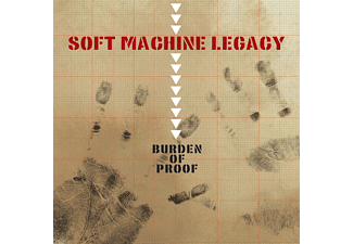 Soft Machine Legacy - Burden Of Proof  - (CD)