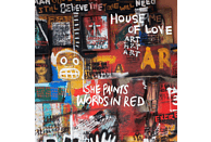 The House Of Love - She Paints Words In Red [CD]